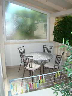 SA1(2+2): balcony