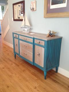 Beautiful furnishings and decorations