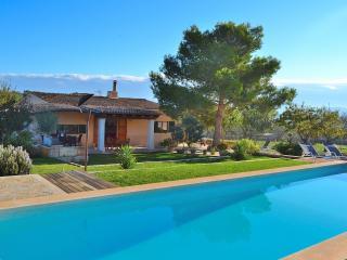 094 Santa Margalid, garden, pool, BBQ, quiet, Santa Margalida