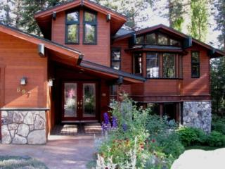 Great rates for beautiful Tahoe family home