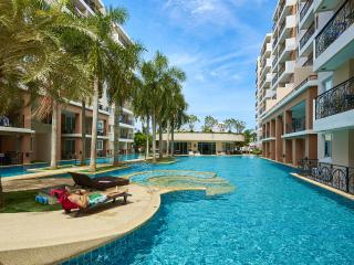 Paradise Park 413/1,pool view, Jomtien Beach