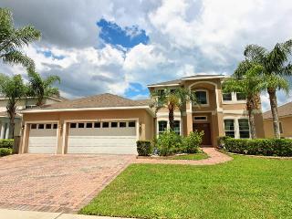 6Bd Pool Hm, Golf Views, Spa, Gm Rm,Wifi-Frm$190nt, Orlando