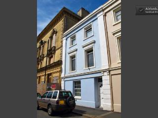 Grade 2 listed early Georgian Terrace 3 bedrooms+., Plymouth