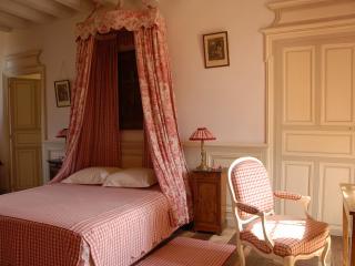 Chambre Caroline Château de Chambiers, Durtal