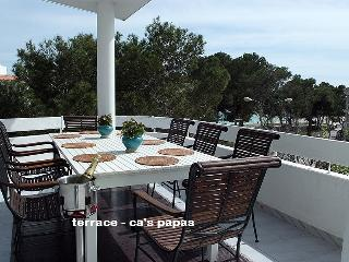 """Casa Papas"" 4 bedrooms + 2 baths + 3 terraces, Ses Salines"