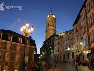 Cerca estación autobuses - garaje+wifi incluidos., Vitoria-Gasteiz