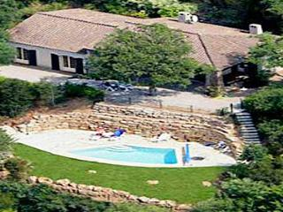 Boreas 33512 Provencal villa with nice sea view and private pool, Les Issambres