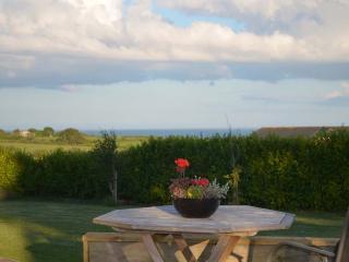Deck overlooking Sea