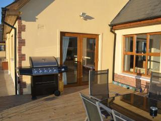Decking Area with BBQ & Seating