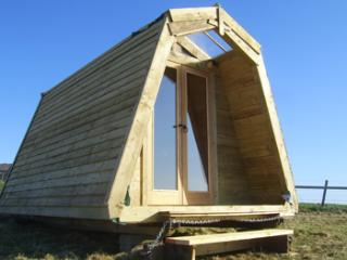 Wheems Camping Pod - Curlew