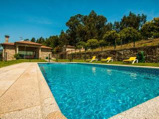 Casa Grande -  Quinta da Toural - Piscina - Campo