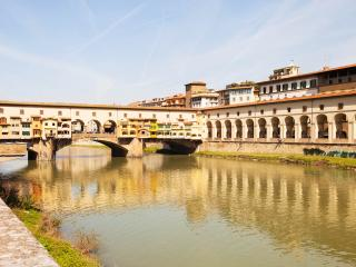 Amazing flat with terrace 10 mt from Ponte Vecchio, Florencia