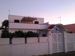 Villa Franco, Torre Lapillo
