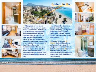 Apartamentos Costera La Mar 1 Dormitorio, Villajoyosa