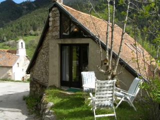 Gîte de la Farenc, une maison paresseuse..., Lus La Croix Haute