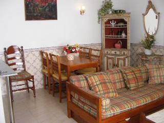 Sofa & dinning area