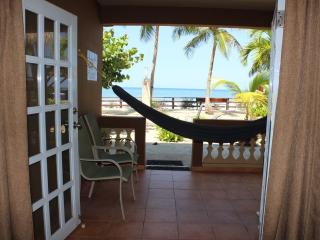 Beachfront on Sandy Beach- Pelican Point Apt D, Rincon