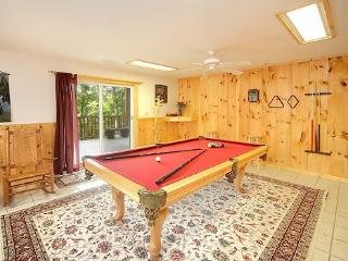 Game Room at Almost Bearadise