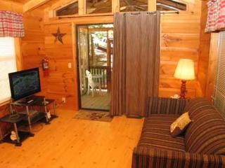 Living Room at Angel's Dream