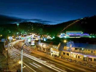 Gatlinburg Night Lights