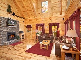 Living Room at Big Bear Falls