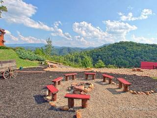 Fire Pit at God's Country