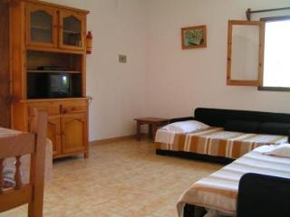 APARTAMENTO ES CUPINA - Apartment 1 double room + sofa bed, Formentera