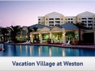 Week 52 Vacation village Weston Florida
