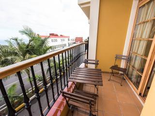 Apartmento con balcon vista mar Estrella del Norte