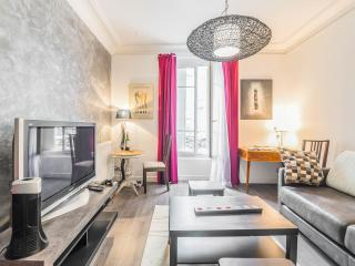 Central quiet and new Apartment in Montmartre