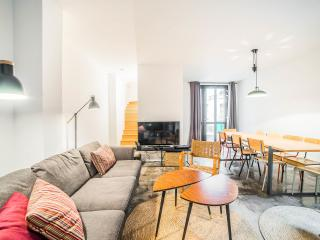 CHEMIN VERT 4 Loft for 15 (4 rooms), Paris