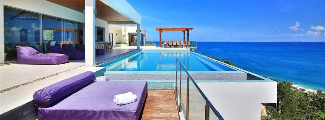Villa Amandara St. Martin Villa 535 Located Just A 5 Minute Drive From The Beautiful Beaches Of Terres Basses.