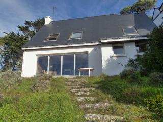 villa avec jardin 1000 m² face à la plage, Carnac