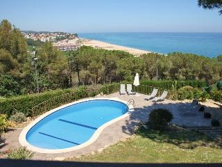 CM319 - Private pool and views to the Med sea!, Arenys de Mar