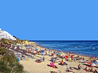 Oura beach-the closest