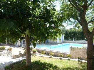 Gite de charme dans maison avec piscine
