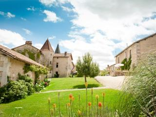 Chateau de Gurat - Jardin du Rose, 2 bedrooms | beautiful grounds | heated pools