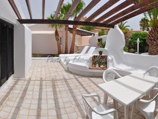 Precioso Bungalow con encanto,con terraza y jardín