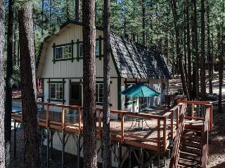 Secluded South Lake Tahoe Home for 8
