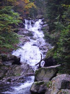 Wasserfall bei Bodenmais
