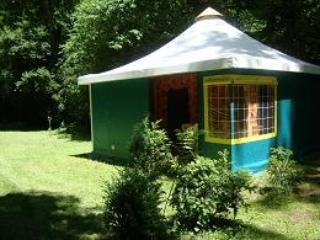 camping la vallée de Roussy, Lacrouzette