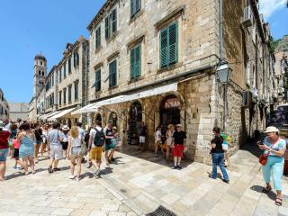 Dubrovnik old city center