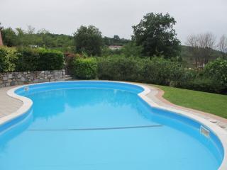 Villa 3 camere portico BBQ piscina, giardino bike, Pieve Vecchia
