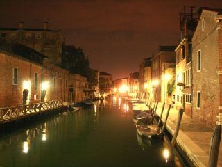 Cozy apartment with garden, Venice