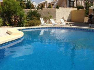 PROBABLY THE LARGEST PRIVATE POOL IN CAMPOSOL, SLEEPS 8 Adults + 1Child + 1 Cot