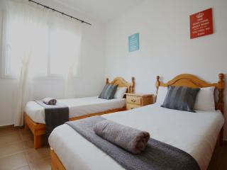 Comfortable bedrooms at villa Sofia
