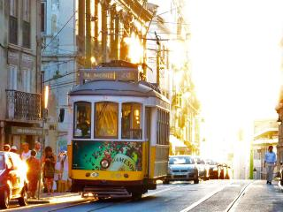 Brya Black Apartment, Alfama, Lisboa