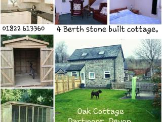 Oak Cottage, Higher Longford, Tavistock