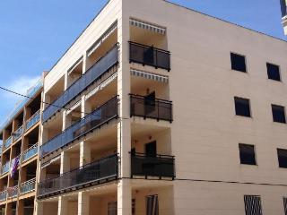 Apt. with beach,terrace Moncof, Moncófar
