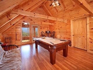 Lofted Game Room at Looky Yonder